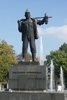 Vincent Pstrowski, Zabrze