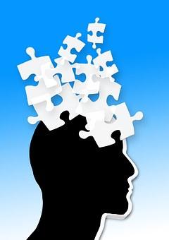 Dementia, Alzheimer's, Age, Puzzle