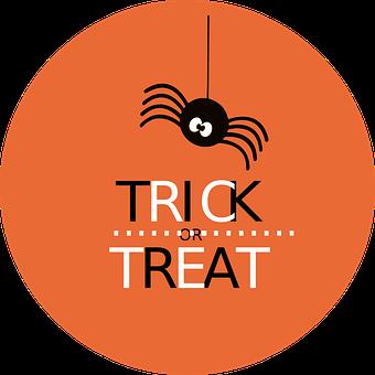 Spider, Halloween, Cute, Trick Or Treat, October, Fun