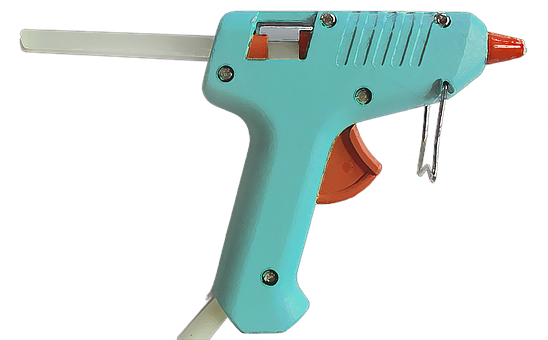Glue Gun, Glue, Hot, Gun, Home, Tool, Craft, Handmade