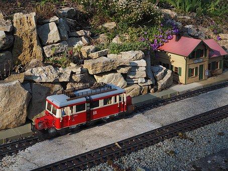Model Train, Lgb, Garden Railway, Hobby