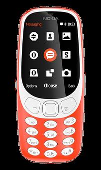 Mobile Phone, Mobile, Nokia, Nokia Hero, Nokia 3310