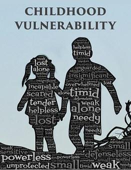 Vulnerable, Childhood, Feelings, Fears
