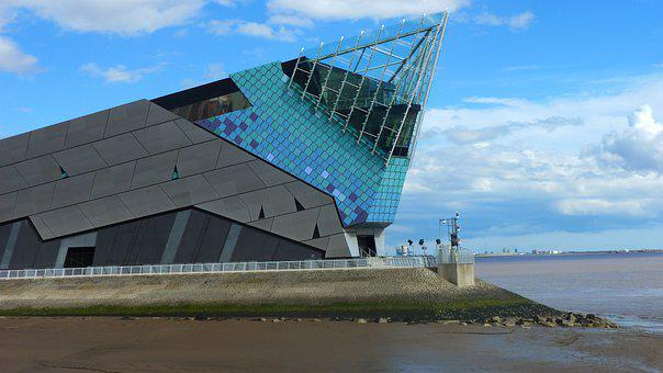 Hull, The Deep, Submarium, Aquarium, Yorkshire, Humber