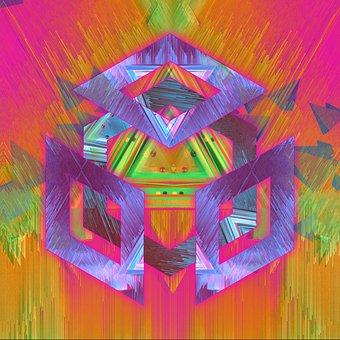 Glitch, Glitch Art, Grunge, Distortion, Digital, Modern