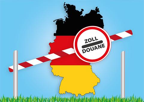 Border, Germany, Opening, Corona, Land