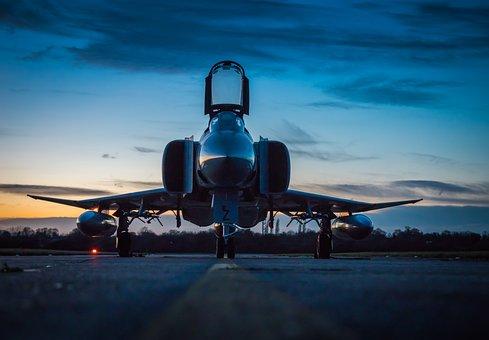 Military, Aviation, Phantom, Xt914
