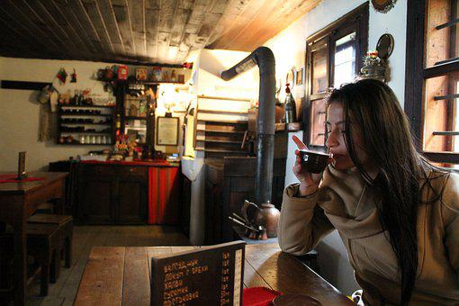 Coffee, Old Time, Vintage, Antique, Wood, Room