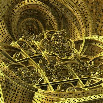 Time Tunnel, Science Fiction, Futuristic