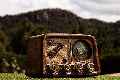 Radio, Radio Vintage, Retro, Sonido, Nature, Clásico