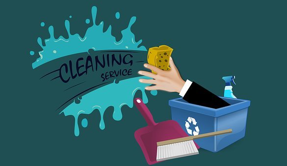 Cleaning, Service, Cleaner, Hand