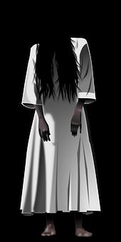 Woman, Sad, Folklore, Ghost, Horror, Spirit, Vendetta