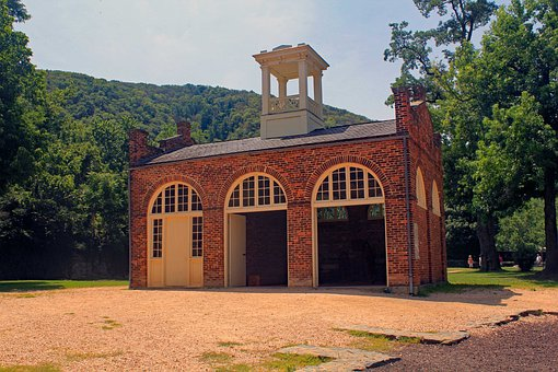 West Virginia, Harpers Ferry, Historic