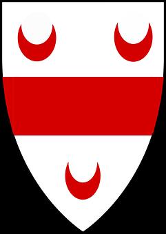 Ogle, Heraldry, Coat Of Arms, Crest, Banner, Medieval