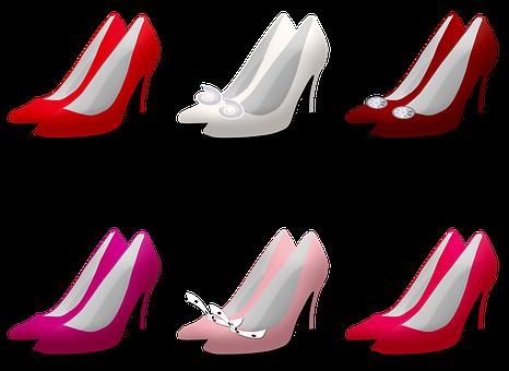 High Heel Shoes, Shoe, Women'S Shoes