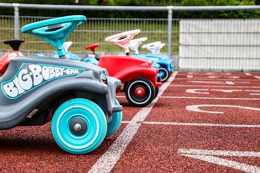 Race, Bobby Car, Bobbycar-race, Slide Car, Toys