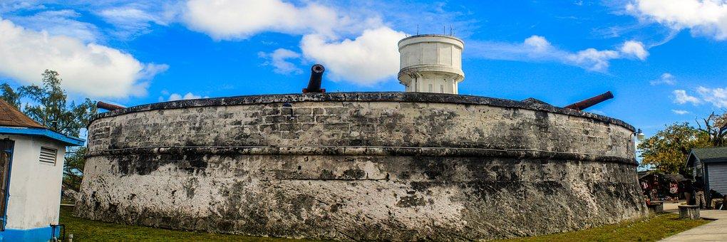 Nassau, Bahamas, Fort Fincastle, Caribbean, Tourism