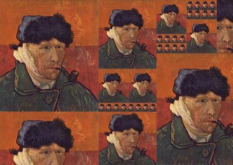 Van Gogh, Ear, Delusion, Reality, Disease
