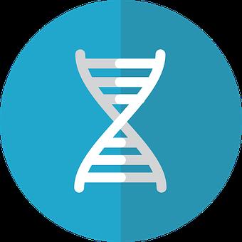 Gene Icon, Genetics Icon, Gene, Genetics, Dna