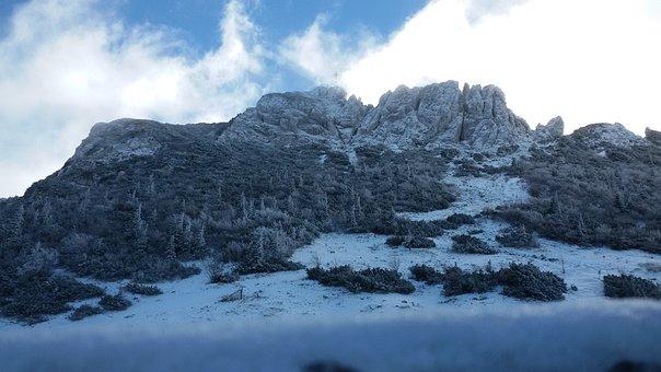 Bavaria, Family, Alpine, Sky, Mountains, Landscape