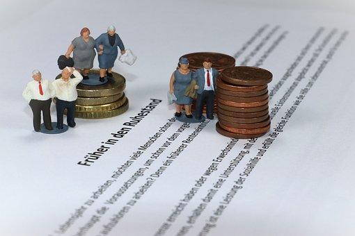 Pension, Retirement, Basic Pension, Seniors