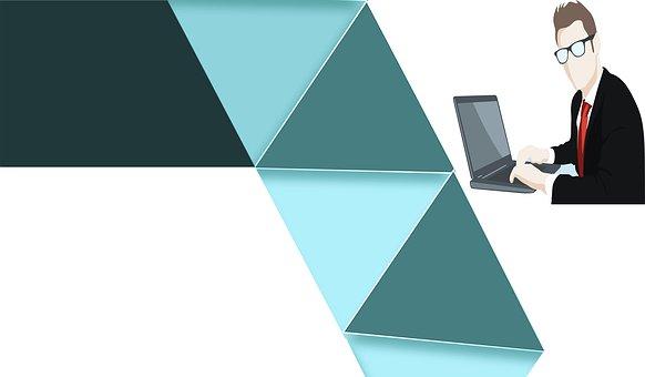 Banner, Header, Business, Homepage, Businessman