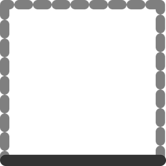Bottom, Border, Dotted, Highlighted, Table, Digital