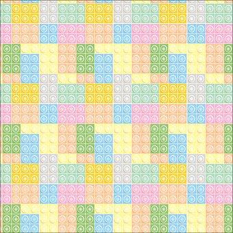 Lego Background, Lego Building Blocks Pattern