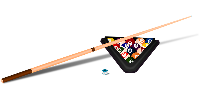 Billiard, Pool, Snooker, Cue Stick, Cue, Pool Cue