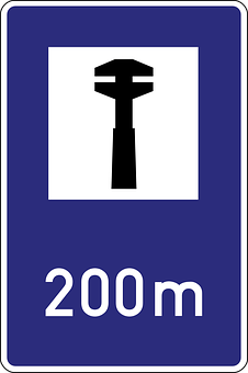 Breakdown Service, Road Sign, Symbol, Traffic, Germany