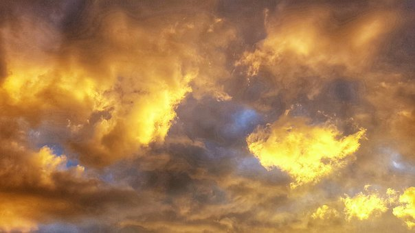 Clouds, Sky, Nature, Cloud Formation, Weather