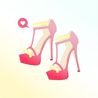 Shoes, Woman Shoes, Open Toe, High Heel, Heel, Pastel