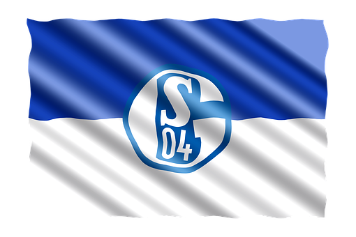 Flag, Football, Bundesliga, So4, Schalke 04, Schalke