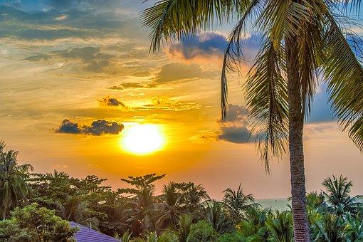 Vietnam, View, Nature, Landscape, Sky