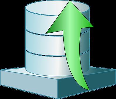 Database, Platform, System, Activate, Enable, Arrow