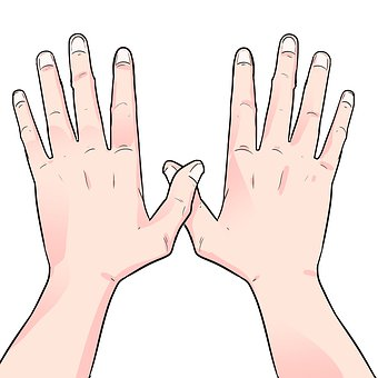 Both Hands, Hands Make Will, Will With Hands, Hands