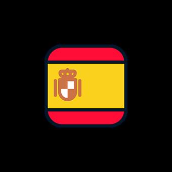 Spain, Spain Icon, Spain Flag, World Cup Russia
