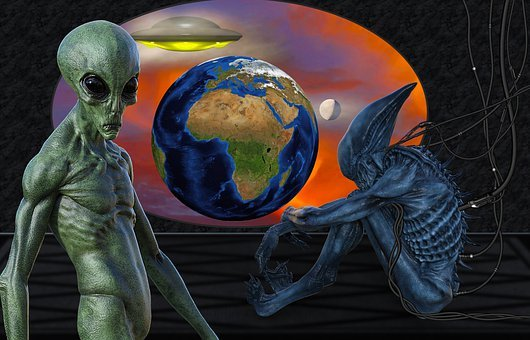 Threat, Aliens, Earth, Science Fiction
