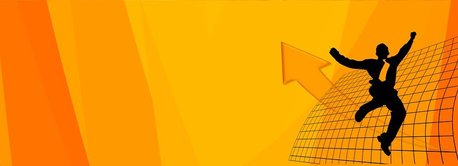 Web, Banner, Business, Man, Design, Web Banners