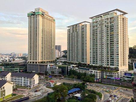 Bangsar, Kuala Lumpur, Malaysia, Architecture