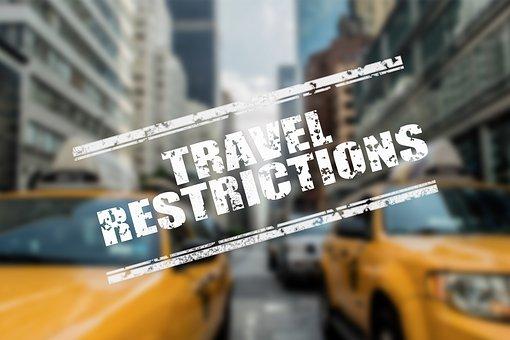 Travel Restrictions, Border, Border Closure, Constraint