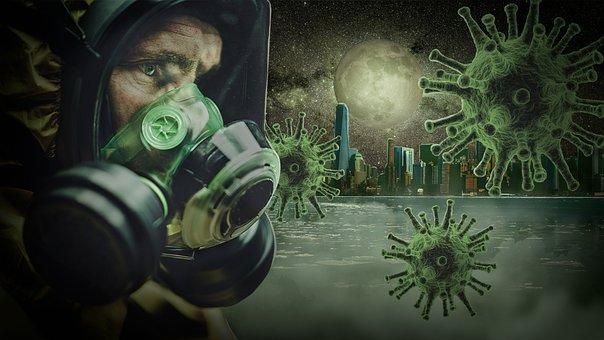 Corona, Quarantine, City, Epidemic