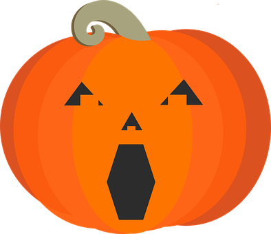 Graphic, Jack O'lantern, Pumpkin, Halloween, Smiley