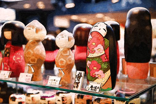 Kiyomizu, Dera, Temple, Product