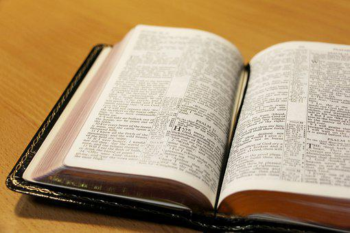 King James Version, Kjv, Bible, Psalms, Christianity