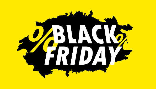 Black Friday, Discount, Action, Shop, Business