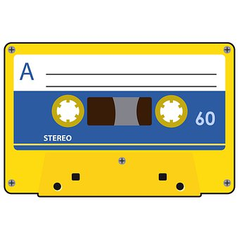 Cassette, Music, Film, Tape Recorder, Compact Cassette