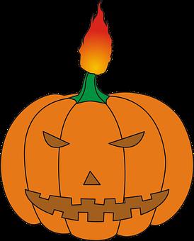Halloween, Pumpkin, Ornamental Pumpkins, Orange