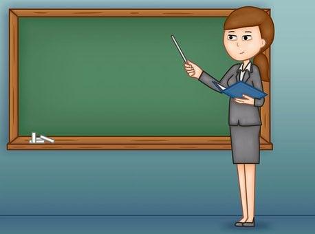 Teacher, Professor, Profession, Education, Costume