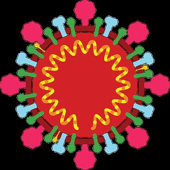 Coronavirus Structure, Novel, Corona, Virus, Structure